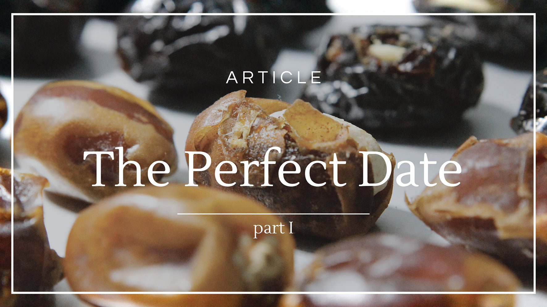Co Chocolat Blog: The Perfect Date Part 1