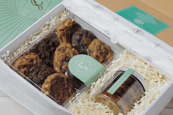 Co Chocolat All Cookie Gift Set