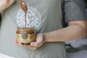 Co Chocolat Gianduja Spreads - Peanut Butter Chocolate Swirl