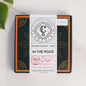 In the Mood - 65% Dark Chocolate - Chocolate Bar