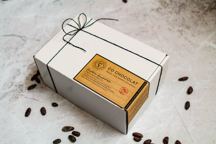 Chocolatier Essential Kit: Refined Sugar-Free and Vegan (Gluten Free, Nut-Free)