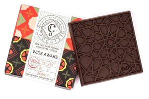 Wide Awake - 90% Hot, Dark Turkish Chocoffee - Chocolate Bar