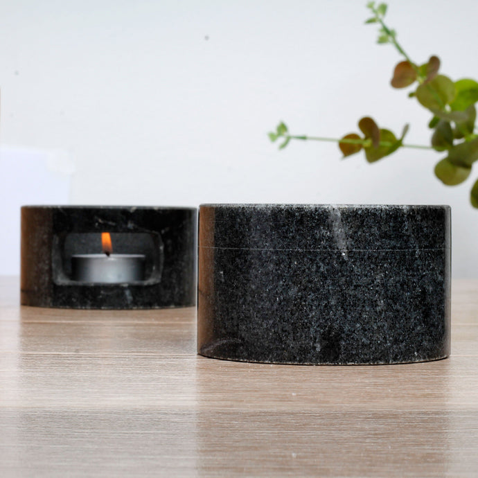 Natural Stone Burner - Co Chocolat