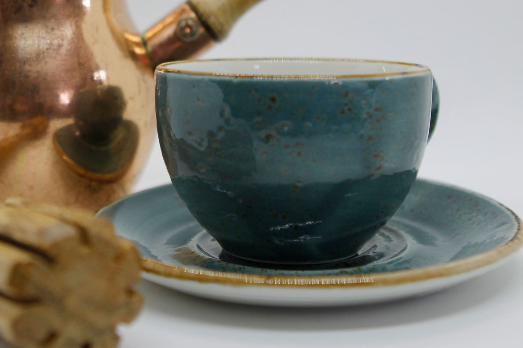 Craft Cup and Saucer