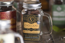 65% Dark Choco with free solo-size wire whisk - 100 grams - Hot Chocolatl