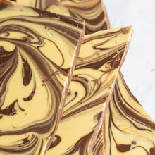 "Dulce de Leche is ""In the Mood"" - Fresh Chocolate Slabs - Co Chocolat"