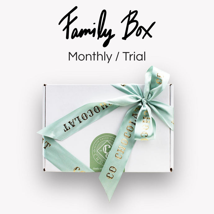 Family Box - Trial - Co Chocolat