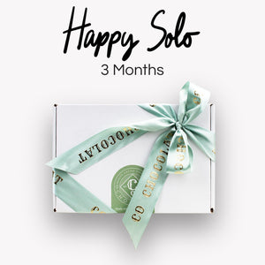 Happy Solo - 3 Months Therapy (5% Discount!) - Co Chocolat