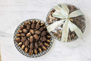 High on Happy Chocolated Khudri Dates - Refined Sugar-free and Diabetic-friendly - Co Chocolat
