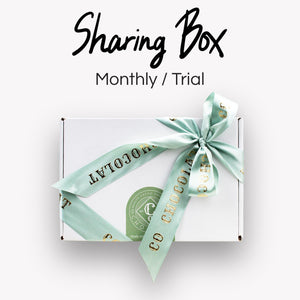 Sharing Box - Trial - Co Chocolat