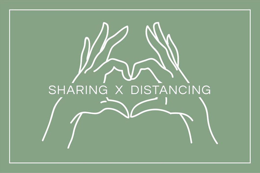 Sharing X Distancing - Co Chocolat