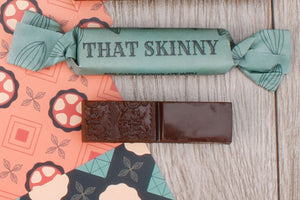That Skinny - 60% Dark Chocolates with Coconut Sugar, with Skinny Nuts - Chocolate Finger