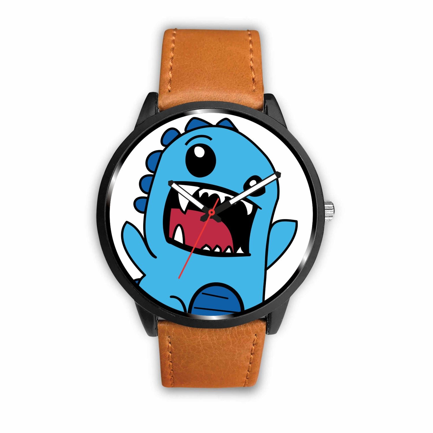 Custom Stanley the Dinosaur Watch