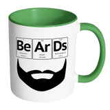 BeArDs Accent Mug