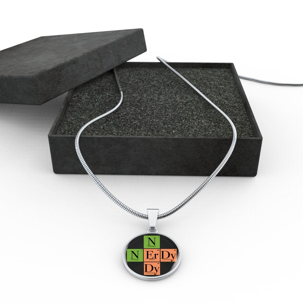 NErDy Neckless (Periodic Table