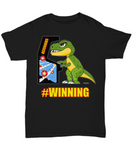#Winning Asteroid Dino T-Shirt