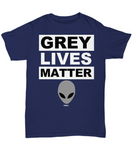 Grey Lives Matter T-Shirt