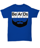 BeArDs Periodic Table T-shirt