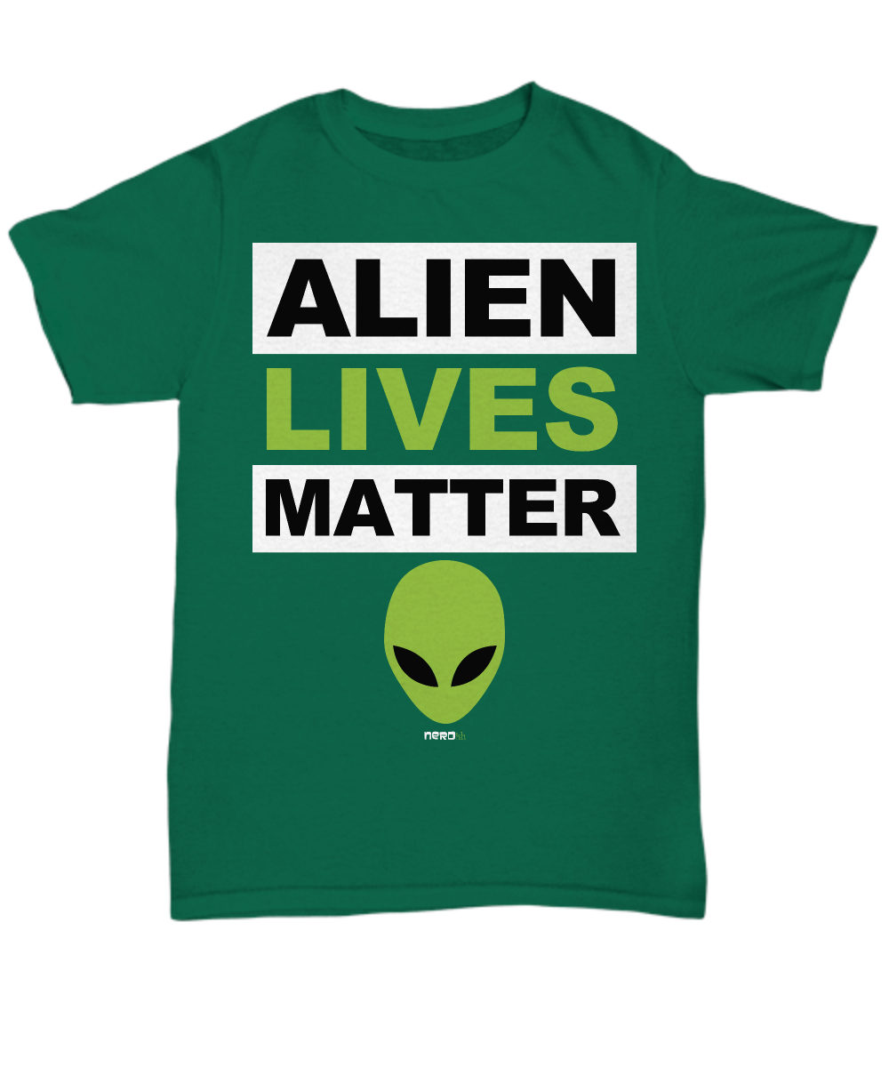 Alien Lives Matter T-Shirt