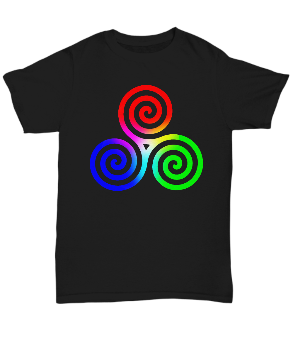 Celtic Triskelion T-Shirt