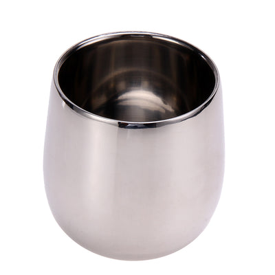 180ML Dual Layer Stainless Steel Heat Insulated Espresso Coffee mug - Kitchendayz