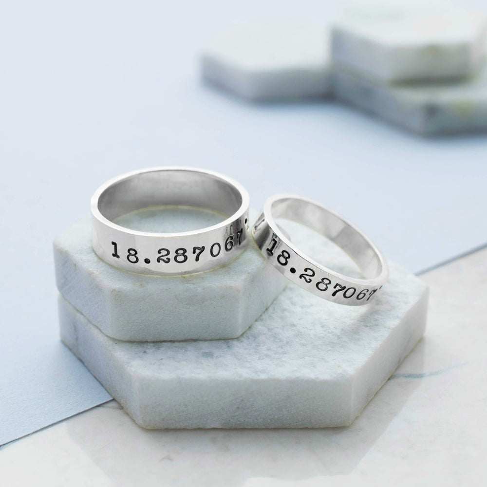 Matching Coordinate Ring Set