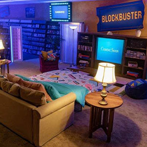 The Last Blockbuster is Now an Airbnb!