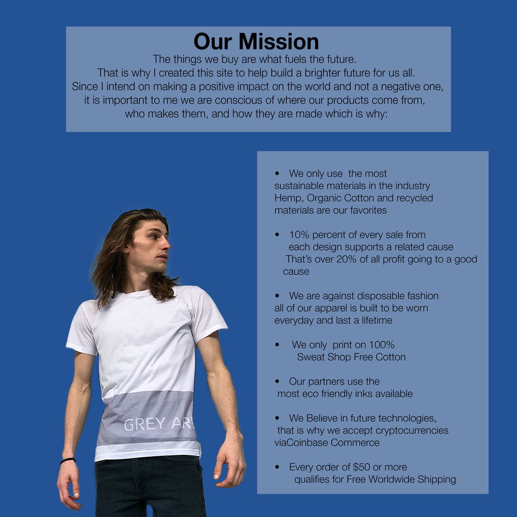 Our Mission to Create A Brighter Place