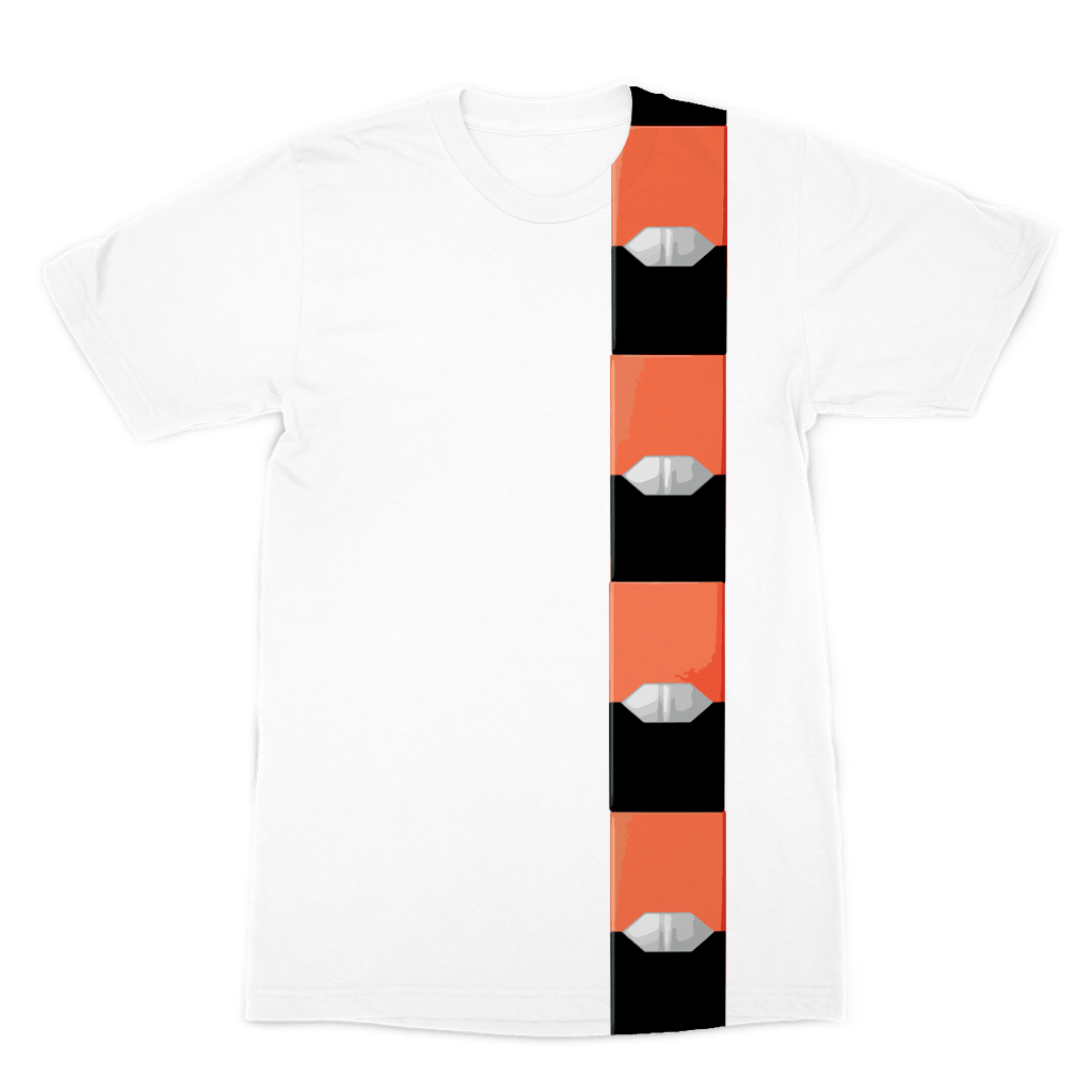Mango Pod Premium Sublimation Adult T-Shirt - Creating A Brighter Place