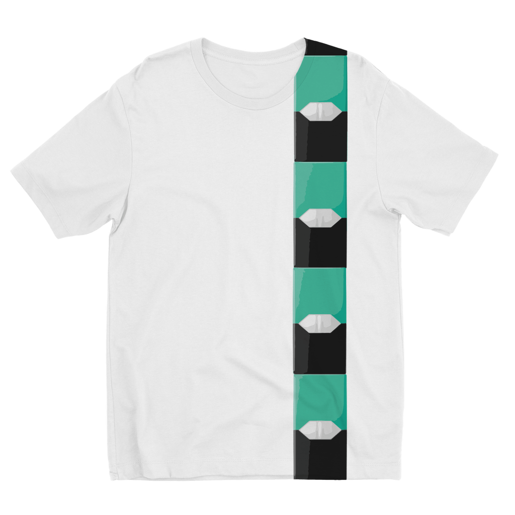 Mint Pod  Sublimation Kids T-Shirt - Creating A Brighter Place