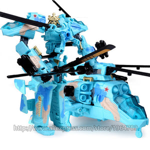 Cool Transformation Tank Military Toys- Action Figures