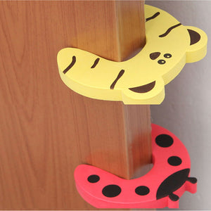 Child Safety Door Stopper - Set of 5