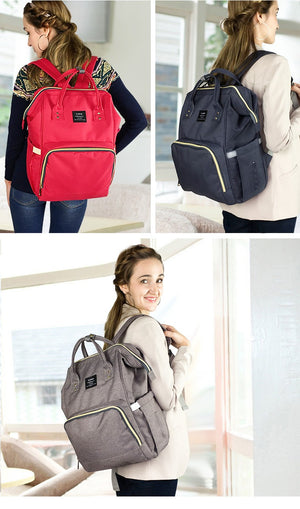 Fashion Diaper Backpack