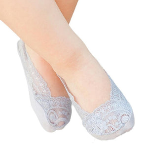 children lace socks