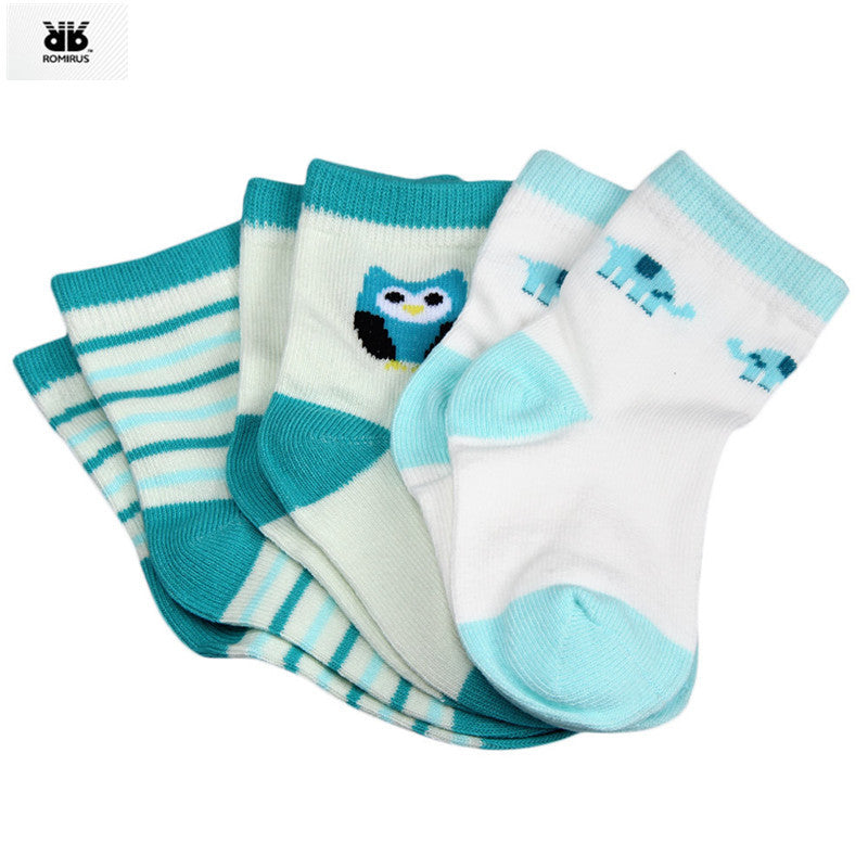 Baby Socks for Newborn/ Children- Anti Slip