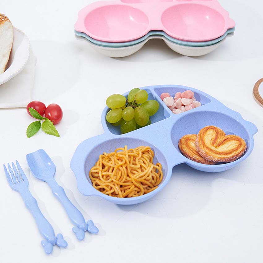 Car Dining Plate Set