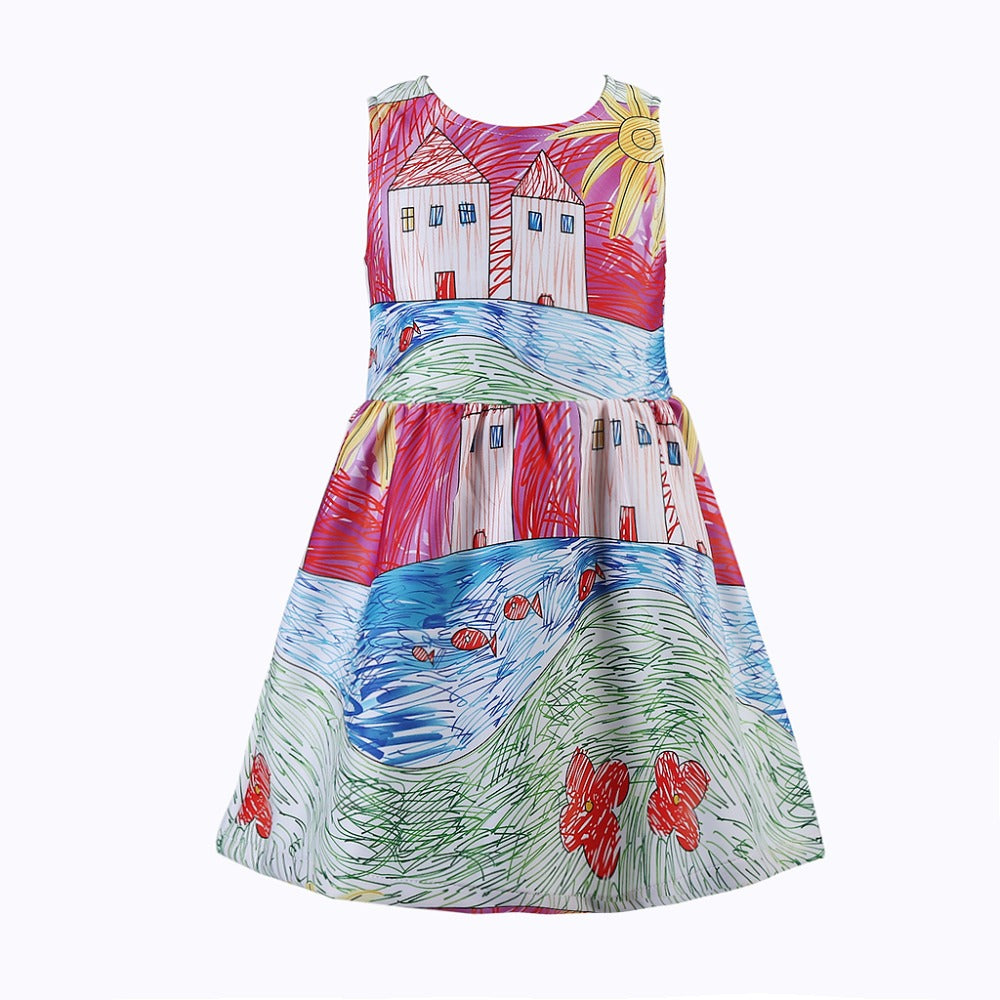 Pretty Girls Dress -