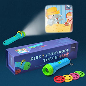 Mini Story Time Projector Torch