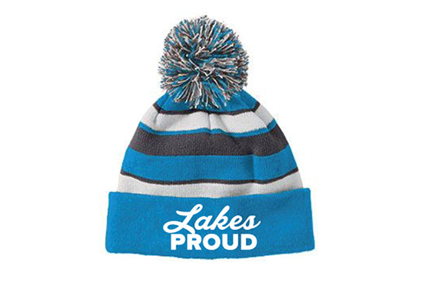 Lakes Proud Winter Beanie