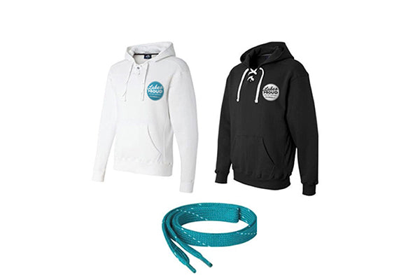 Lakes Proud Lace-up Hoodie