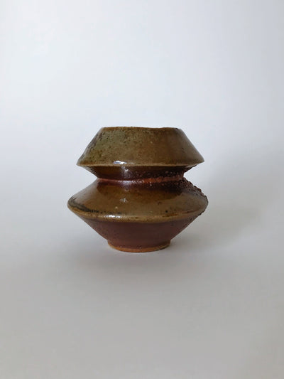 Woodfired Double Tiered Vessel