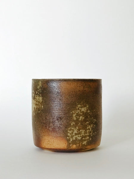 Woodfired Cylinder Vase II