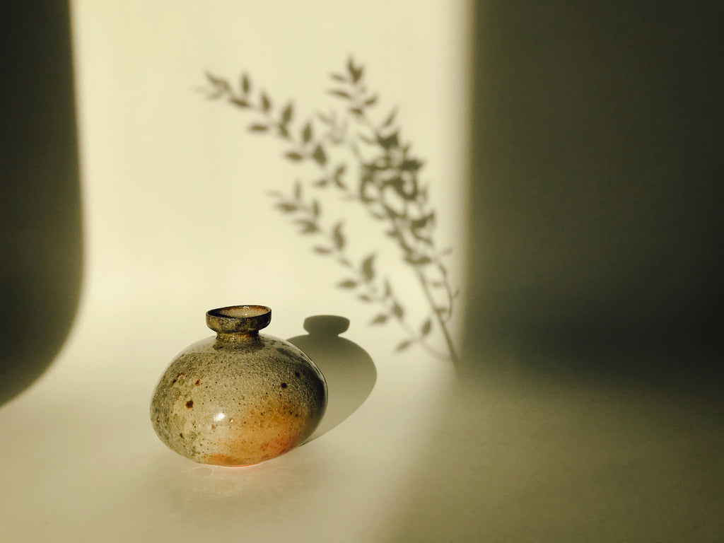 Woodfired Oil Bottle