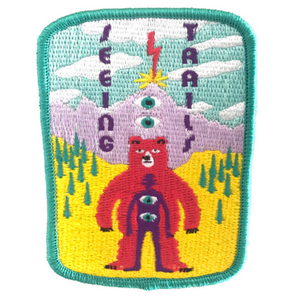 High Sierra Trail Patch