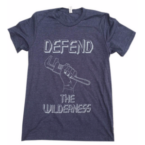 Defend the Wilderness Tshirt