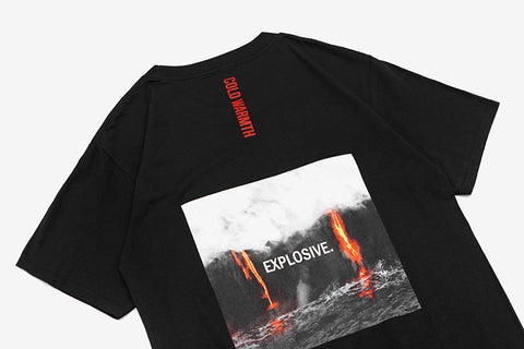"""Warmly"" Explosive T-Shirt"