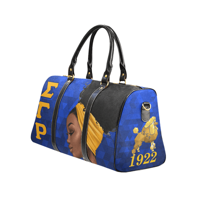 Sigma Gamma Rho Rhoyal Poodle Travel Bag