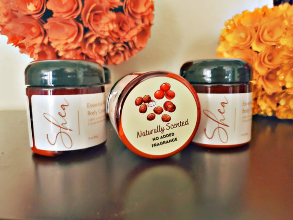Whipped Shea and Cocoa Butter Body Creme