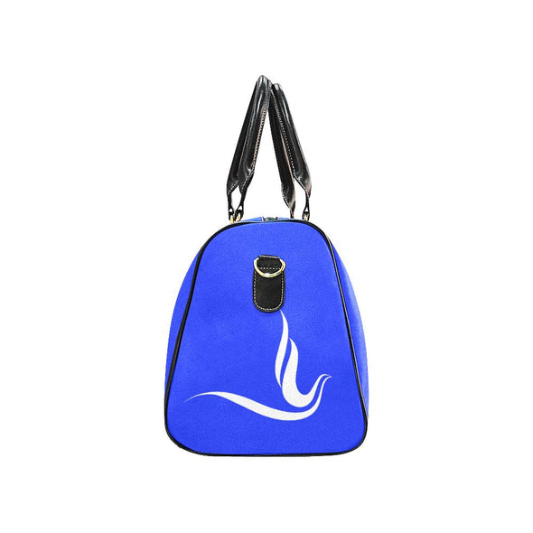 Zeta Phi Beta Classic Royal Blue Travel Duffel Bag *2 Sizes - Reflections By Zana