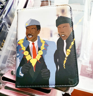 Coming To America Throwback Passport Cover